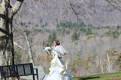 Kimpton Taconic Hotel real weddings