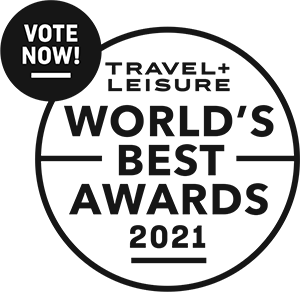 Travel + Leisure World's Best Awards 2021, Vote Now